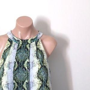 Worthington | Animal Print Dress